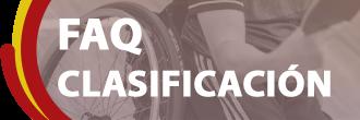 FAQ Clasificacion