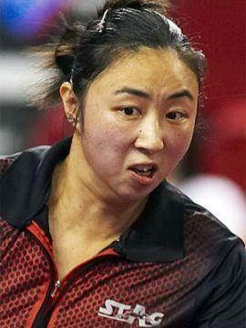 Yanfei Shen. (Foto: An Sung Ho - Web www.ittf.com)