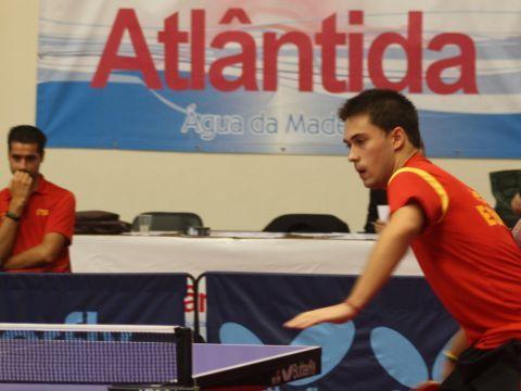 Alejandro Calvo (Fotografía: Cirilo Borges)
