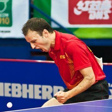 Carlos Machado (Fotografía: Vladimir Portyannikov)