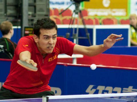 Marc Durán (Fotografía: Vladimir Portyannikov)