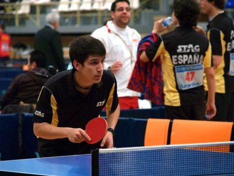 Alejandro Hortal, del Collosa TM