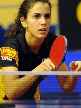 Sara Ramírez (Fotografía: tabletennisphotos.com)