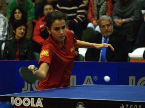 Sara Ramírez, con la selección