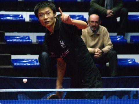 Chen Junji, del CajaSur Priego