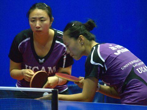 Yanfei Shen y Zhu Fang