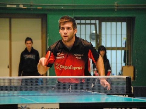 Rafael Taboada, del CTM CajaGranada