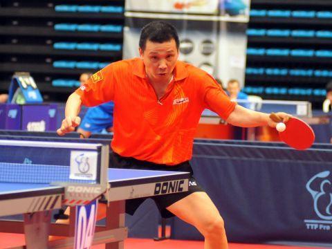 He Zhi Wen. (Foto: Pablo Rubio)