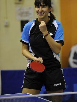 Marina Rodríguez, del CTT Mediterráneo