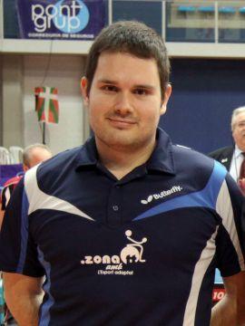 Jordi Morales. (Foto: Íñigo Villacieros)