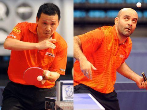 He Zhi Wen y Alfredo Carneros. (Fotos: Pablo Rubio)