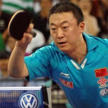 Ma Lin liderará el equipo chino. (Foto: Huang Xuebo - www.ittf.com)