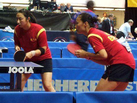 Yanfei Shen y Zhu Fang.