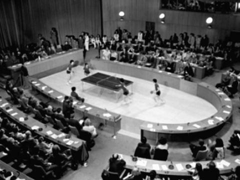 Imagen de la visita de China a EEUU donde se dio un recibimiento en la sede de Naciones Unidas. (Foto: www.china.org.cn)