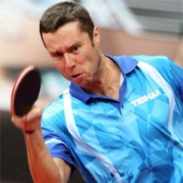 Vladimir Samsonov. (Foto: Rémy Gros en www.ittf.com)