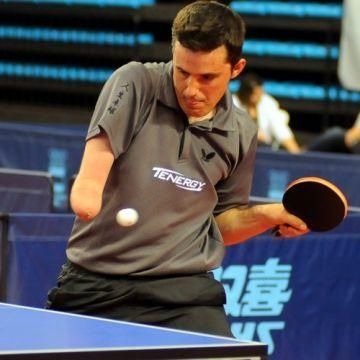 José Manuel Ruiz participando en el Spanish Open Pro-Tour. (Foto: Pablo Rubio)