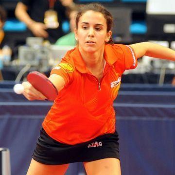 Sara Ramírez ha sido la última representantes española en la Universiada. (Foto: Pablo Rubio)