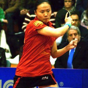 Zhu Fang debuta mañana en el cuadro individual.