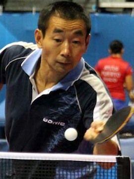 Li Song. (Foto: Claudia Venegas en www.ittf.com)