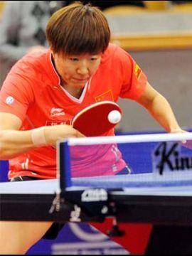 Guo Yan consigue su etrcer título ITTF Pro Tour consecutivo. (Foto: Irving Karlsson en www.ittf.com)