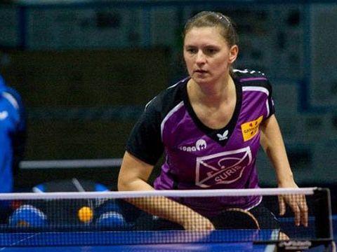 Svetlana Mayorova, jugadora del Suris Calella.
