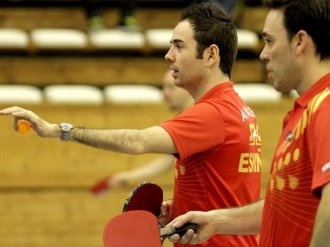 Álvaro Valera y David Alonso.