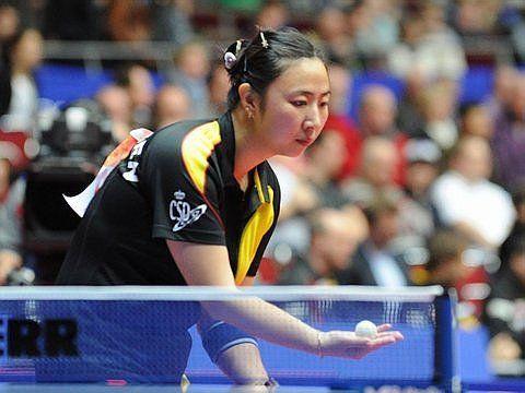Yanfei Shen anotó los dos juegos del equipo español. (Foto: Mari Paz Cordo)