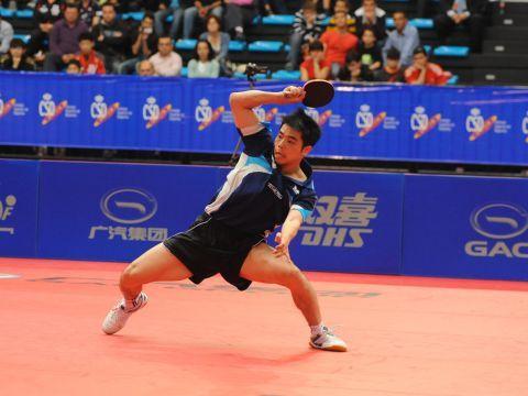 Chuang Chih-Yuan. (Foto: Pablo Rubio)