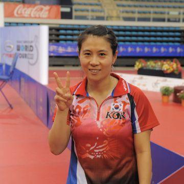 Kim Kyung Ah. (Foto: Pablo Rubio)