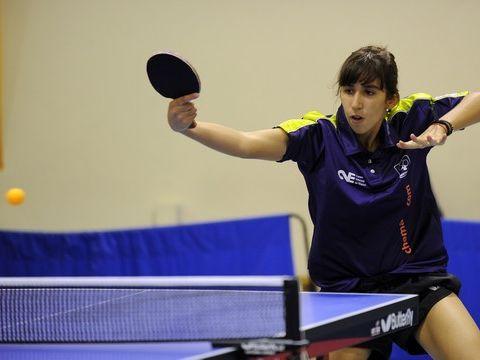 La valenciana Marina Rodríguez, jugadora del CTT Mediterráneo, peleará por los diferentes títulos tanto en categoría individual como en dobles