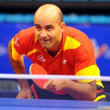 El madrileño Alfredo Carneros buscará de nuevo estar en unos Juegos Olímpicos. (Foto: Pablo Rubio)