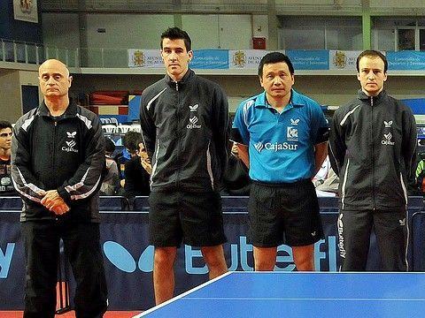 CajaSur Priego TM, Campeones de la tempoarada 2011-2012. (Foto: Alberto Cano)