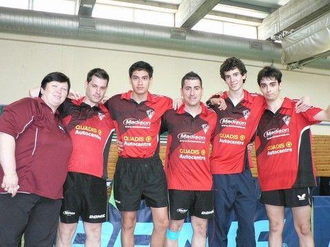 El CN Mataró consiguió la otra plaza en Superdivisión Masculina.