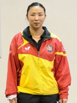 Yanfei Shen. (Foto: Mari Paz Cordo)