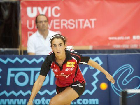 Sara Ramírez, campeona de la edición de 2011. (Foto: David Fajula)