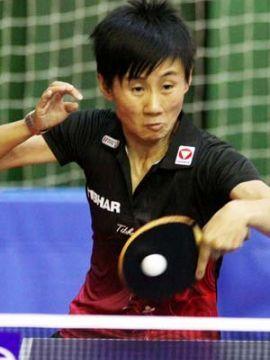 Liu Jia. (Foto: Frantisek Zalewsky en www.ittf.com)