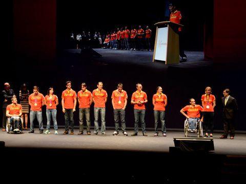 Un momento del acto celebrado en Cornellá de Llobregat