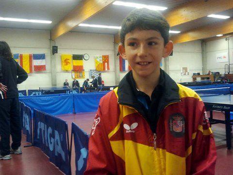 Francisco Miguel Ruiz en Bélgica
