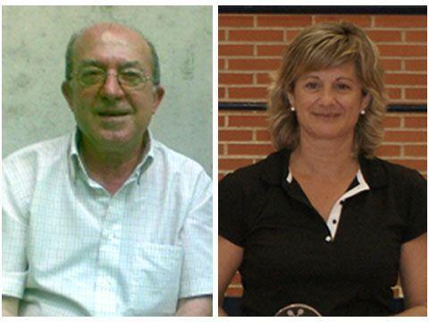 José Jaime Murcia y Marta Pajares