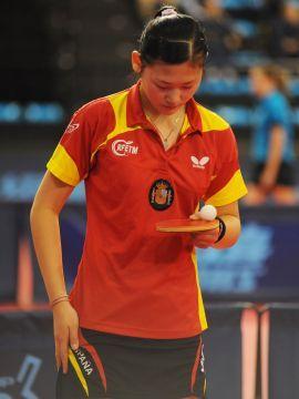 María Xiao. (Foto: Pablo Rubio)