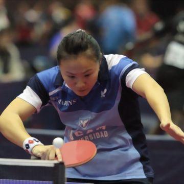 Zhu Fang, jugadora del UCAM Cartagena