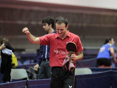 Carlos Machado consigue su noveno título