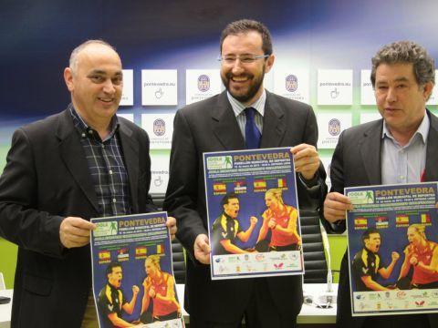 Agustín Fernández, Miguel Ángel Machado y Miguel Ángel Fernández.