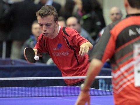 Alberto Seoane será un de los representantes españoles que tomará parte en este torneo