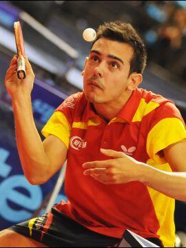 Marc Durán. (Foto: Pablo Rubio)
