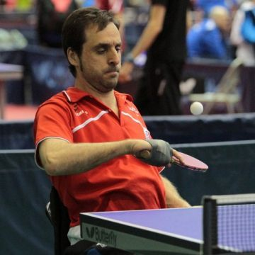 Iker Sastre conseguía un oro en la prueba de equipos.