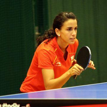 Sara Ramírez jugadora de la selección femenina Foto: Pep Brugada