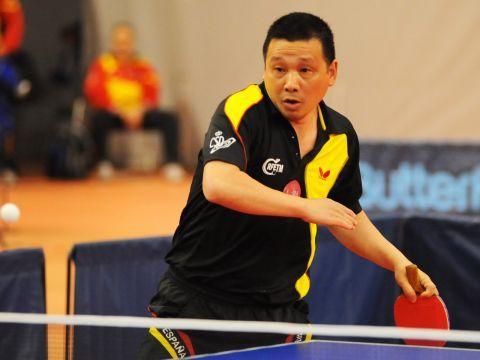 He Zhi Wen. (Foto:Pablo Rubio)