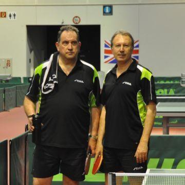 Carlos Capilla e Ismael Caymel (Foto:Iñaki Guelbenzu)