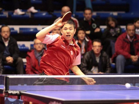 Wei Dong Shi. (Foto: Club CajaSur Priego TM)